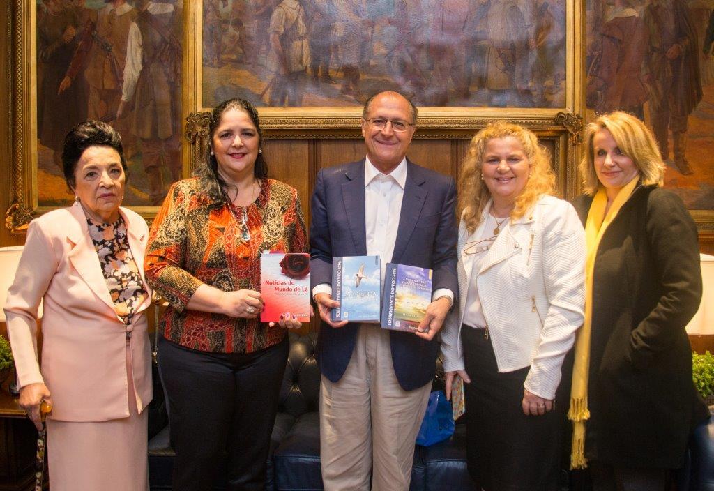 Reunião com Governador Geraldo Alckmin