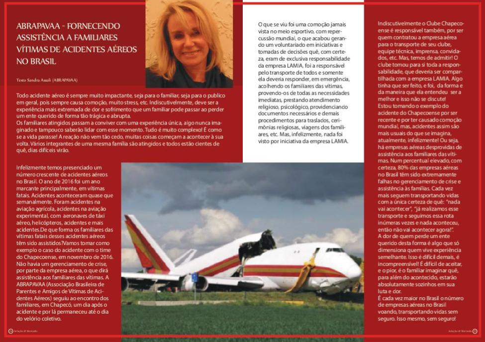 Revista Aviação e Mercado